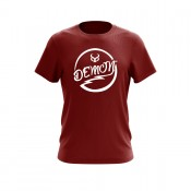 Demon Red Lightning Shirt