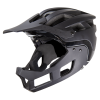 Demon United FR Link System Mountain Bike Helmet Fullface with Removable Chin Guard - Factory Second