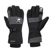 Demon Smart Black Gloves