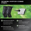 Demon United Hyper-X-Comb Knee Pad (SHIPPING 02/01/19)