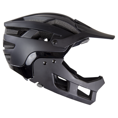 Demon United FR Link System Mountain Bike Helmet Fullface with Removable Chin Guard - OUT OF STOCK