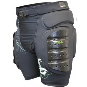 Demon Shield Hard Tail Padded Short V2