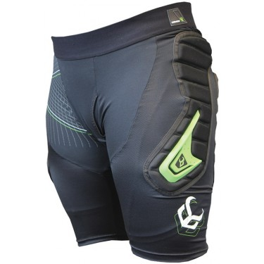 Demon FlexForce X D3O Padded Shorts V2