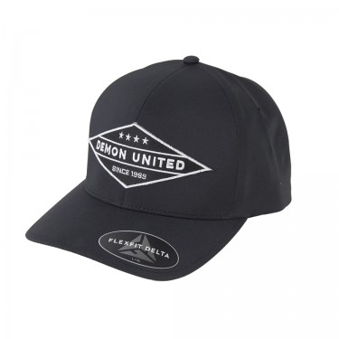 Demon Asphalt Flexfit Hat