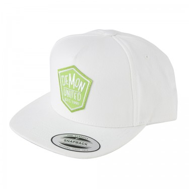 Demon Shield Snapback Hat