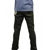 Black Plauge Jeans - Out of Stock